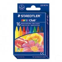 Noris Club® 220 Wax Crayon 16pk
